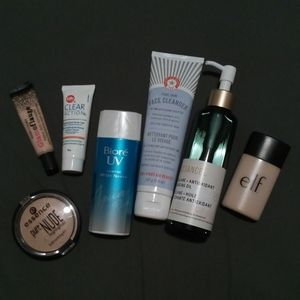 ALL FULL SIZE Skin care, sunscreen, acne, makeup